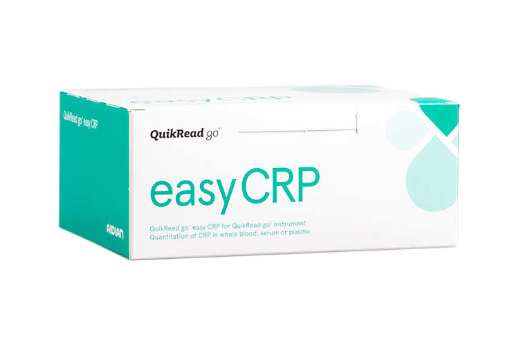 QuikRead go easy CRP Open Kit